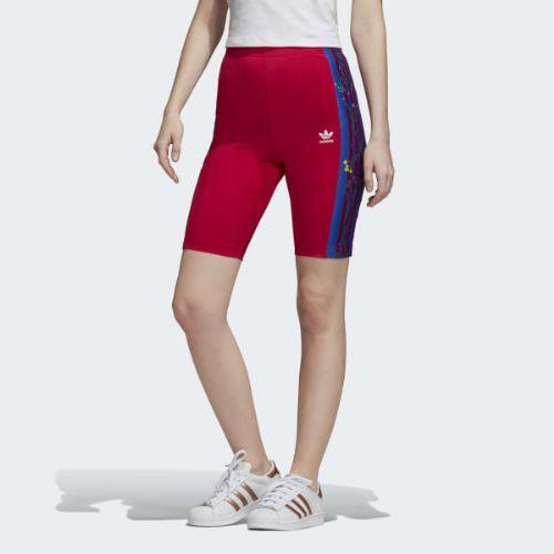 【クーポンで最大2000円OFF】(取寄)アディダス オリジナルス Floral オリジナルス レディース フローラル サイクリング ショーツ adidas originals Shorts Women Floral Cycling Shorts Energy Pink, e楽器ネット:66100d55 --- ww.thecollagist.com