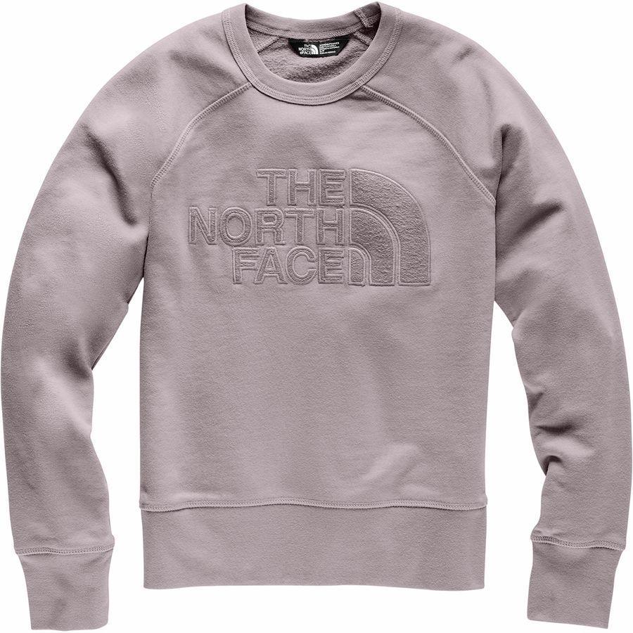 (取寄)ノースフェイス レディース ソブランタ クルー トレーナー The North Face Women Sobranta Crew Sweatshirt Ashen Purple