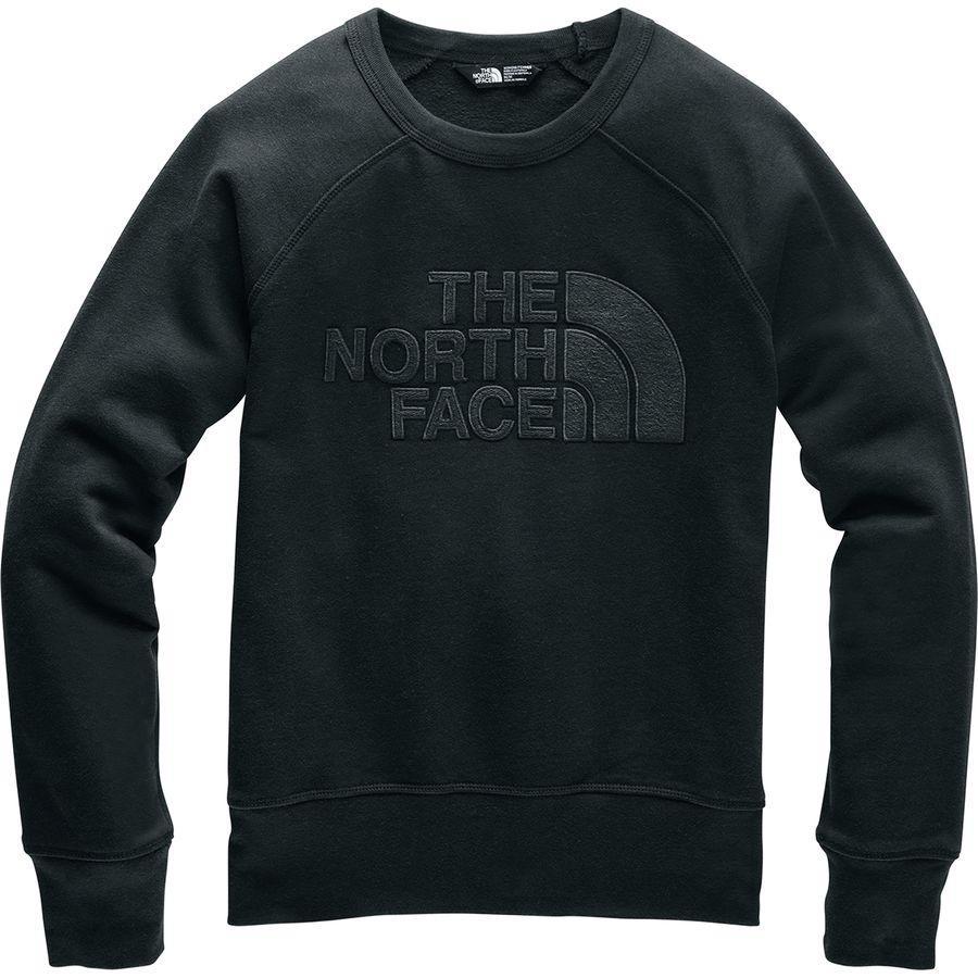 (取寄)ノースフェイス レディース ソブランタ クルー トレーナー The North Face Women Sobranta Crew Sweatshirt Tnf Black