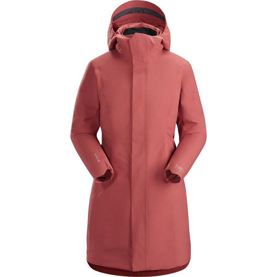 【ハイキング 登山 マウンテン アウトドア】【ウェア アウター】【山ガール ファッション ブランド】【大きいサイズ ビッグサイズ】 (取寄)アークテリクス レディース デュラント インサレーテッド コート Arc'teryx Women Durant Insulated Coat Andesine