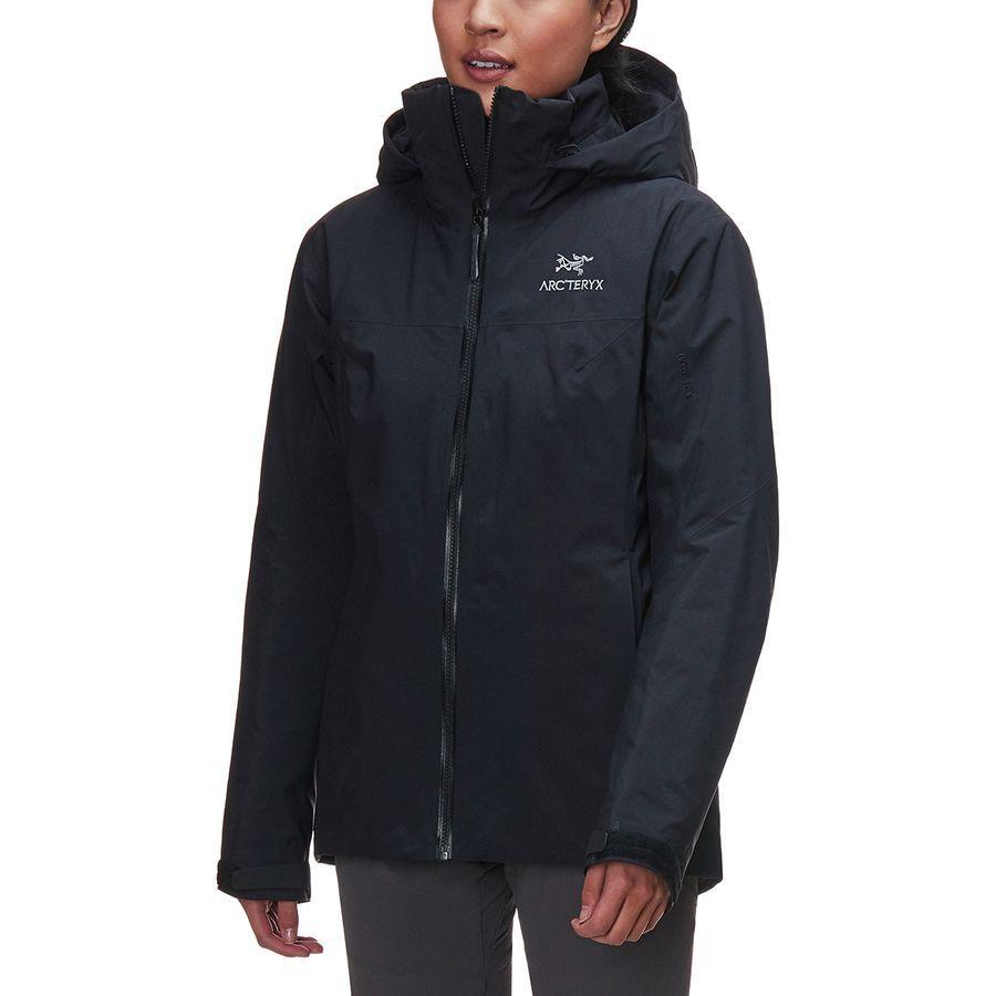 【クーポンで最大2000円OFF】(取寄)アークテリクス レディース フィション SV ジャケット Arc'teryx Women Fission SV Jacket Black
