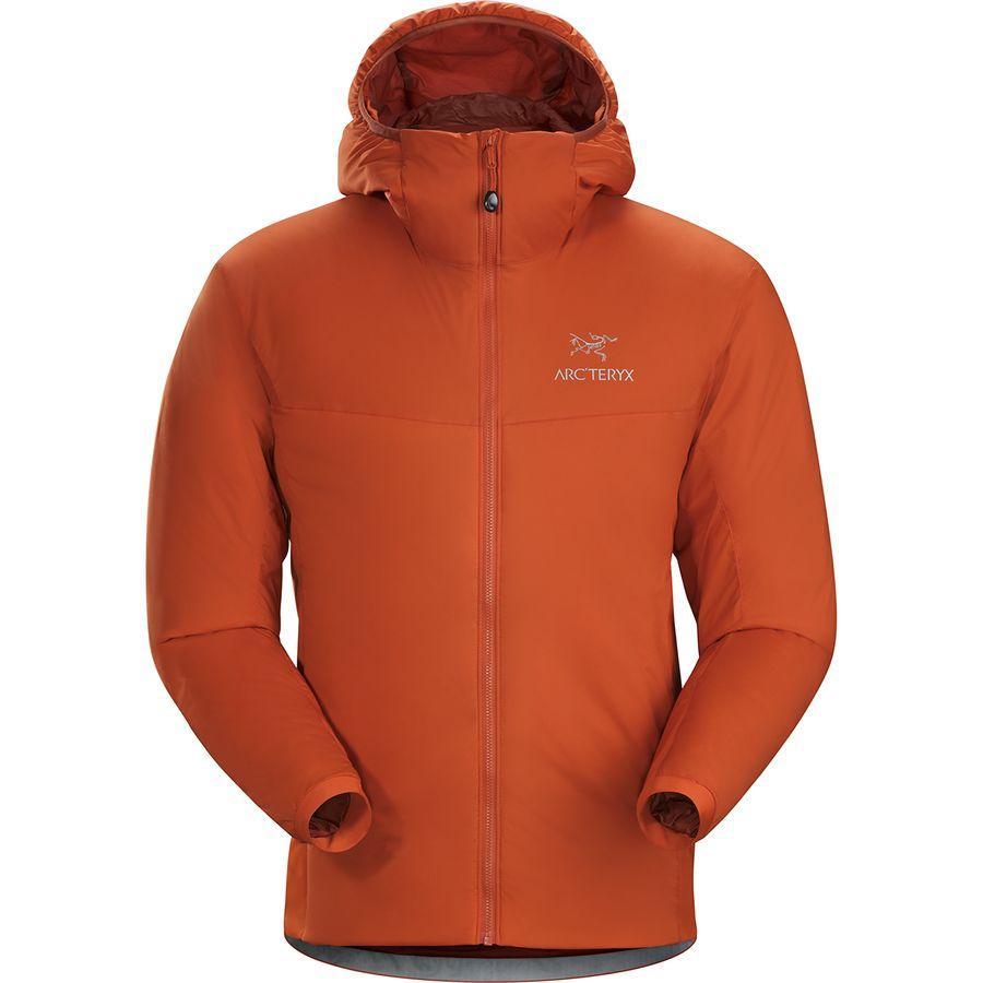 【ハイキング 登山 マウンテン アウトドア】【ウェア アウター】【大きいサイズ ビッグサイズ】 (取寄)アークテリクス メンズ アトム LT フーデッド インサレーテッド ジャケット Arc'teryx Men's Atom LT Hooded Insulated Jacket Sambal
