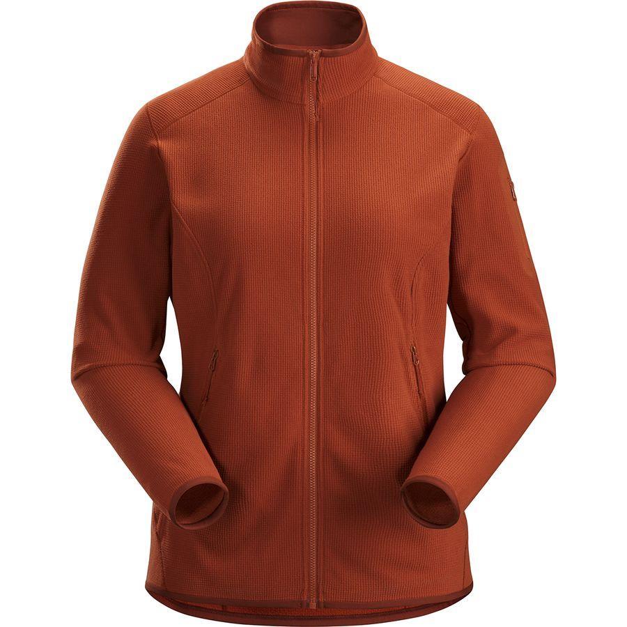 【ハイキング 登山 マウンテン アウトドア】【ウェア アウター】【山ガール ファッション ブランド】 (取寄)アークテリクス レディース デルタ LT フリース ジャケット Arc'teryx Women Delta LT Fleece Jacket Sunhaven