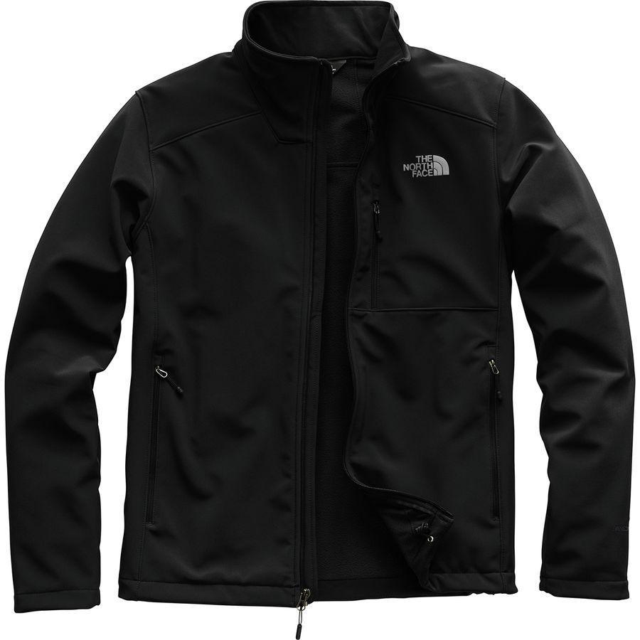 (取寄)ノースフェイス メンズ アペックス バイオニック 2 ソフトシェル ジャケット The North Face Men's Apex Bionic 2 Softshell Jacket Tnf Black