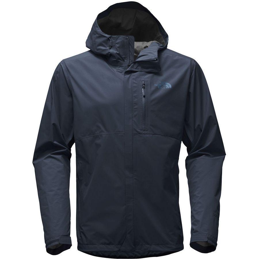 【ハイキング 登山 マウンテン アウトドア】【ウェア アウター】 (取寄)ノースフェイス メンズ Dryzzle フーデッド ジャケット The North Face Men's Dryzzle Hooded Jacket Urban Navy