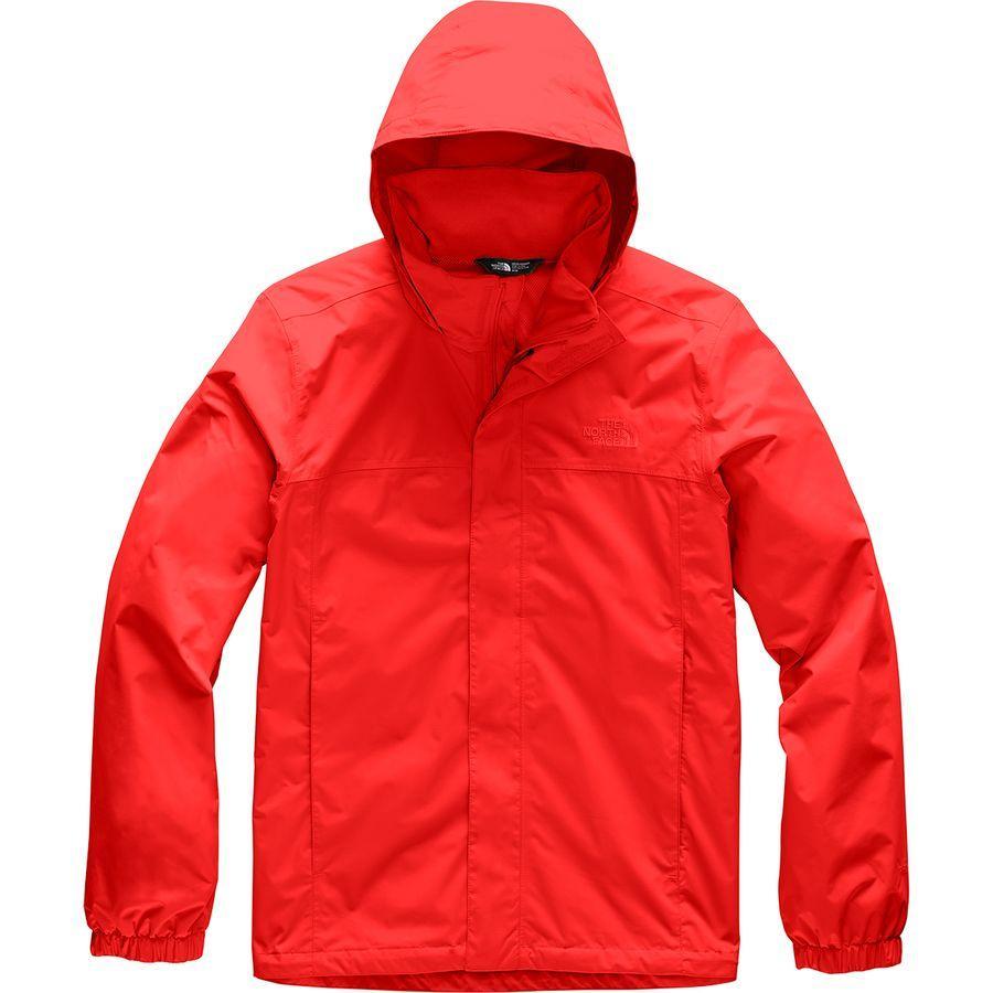 (取寄)ノースフェイス メンズ リゾルブ 2 フーデッド ジャケット The North Face Men's Resolve 2 Hooded Jacket Fiery Red