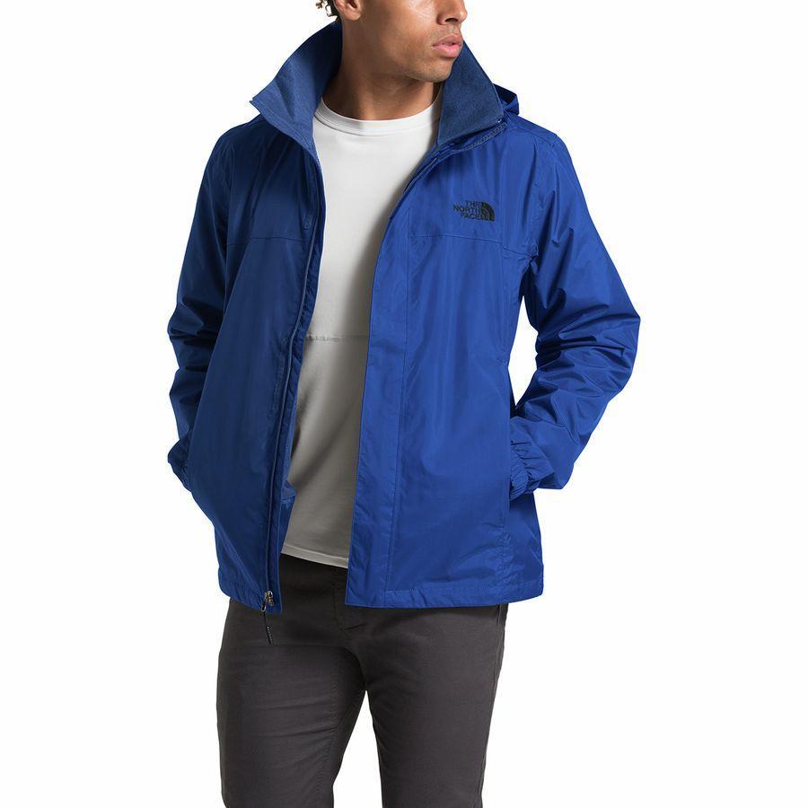(取寄)ノースフェイス メンズ リゾルブ 2 フーデッド ジャケット The North Face Men's Resolve 2 Hooded Jacket Tnf Blue