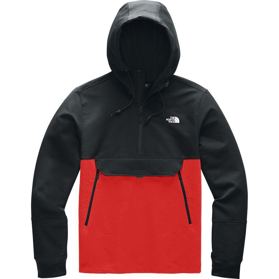 <title>ハイキング 登山 マウンテン アウトドア ウェア アウター クーポンで最大2000円OFF 新品未使用正規品 取寄 ノースフェイス メンズ Tekno リッジ パーカー The North Face Men's Ridge Hoodie Tnf Black Fiery Red</title>