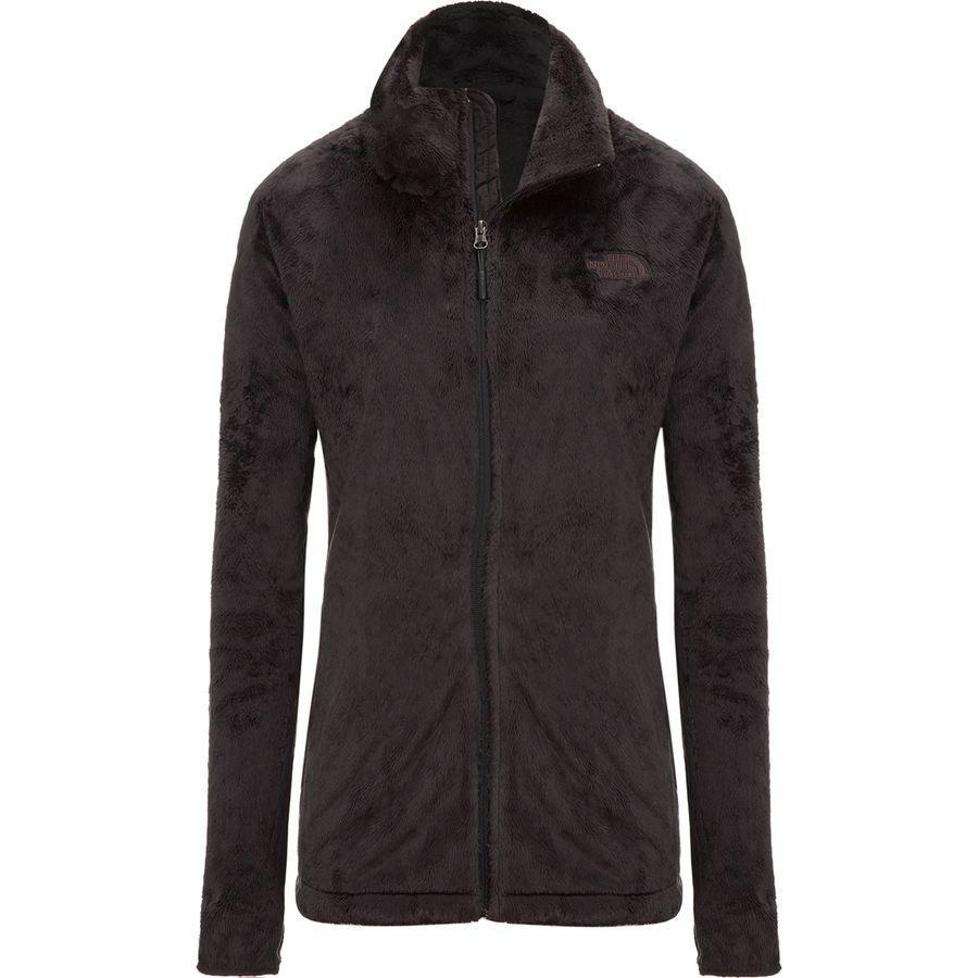 (取寄)ノースフェイス レディース Osito フリース ジャケット The North Face Women Osito Fleece Jacket Asphalt Grey