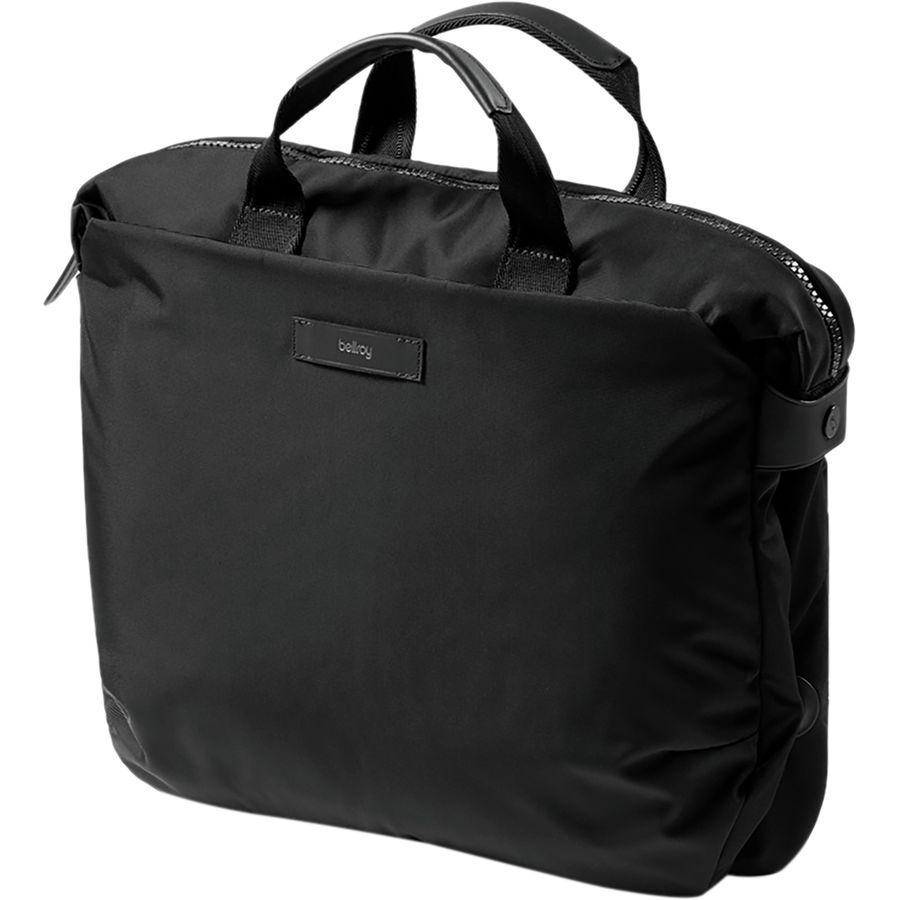 【エントリーでポイント5倍】(取寄)ベルロイ ユニセックス デュオ 15Lワーク バッグ Bellroy Men's Duo 15L Work Bag Black