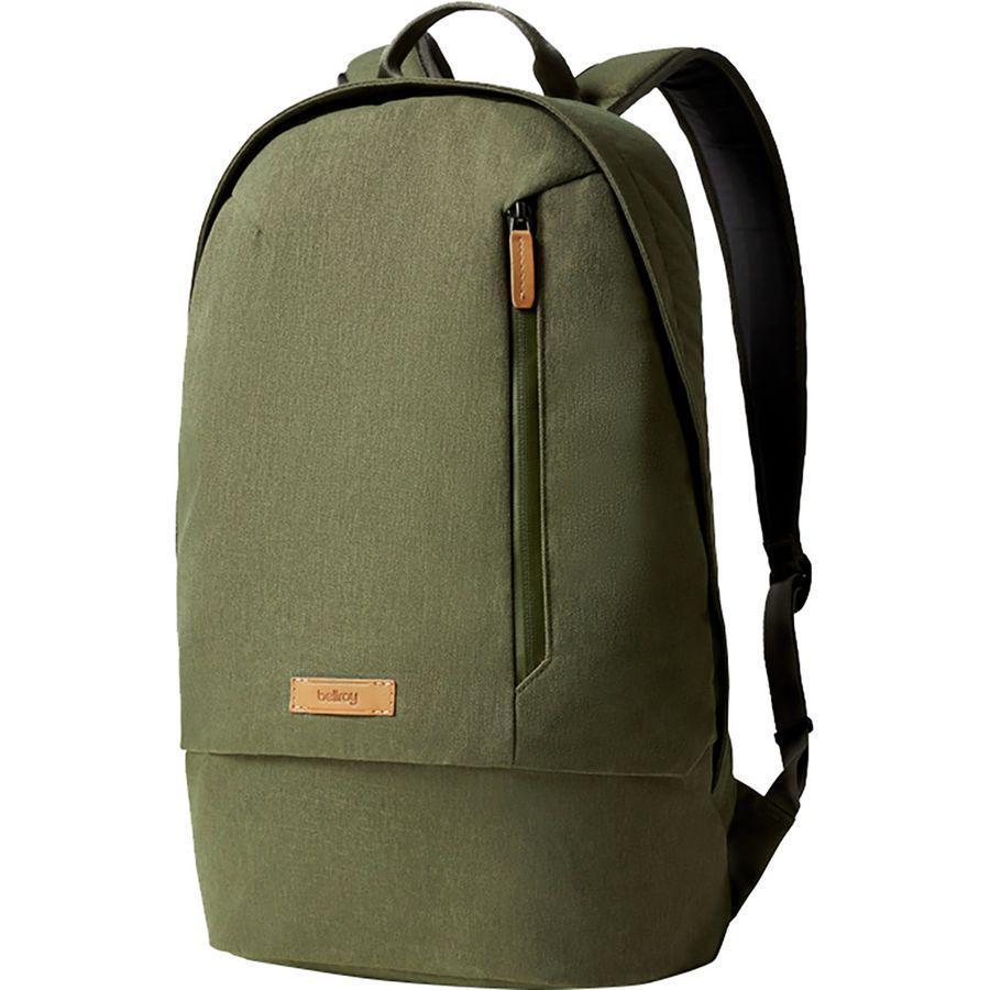 (取寄)ベルロイ ユニセックス キャンパス バックパック Bellroy Men's Campus Backpack Olive