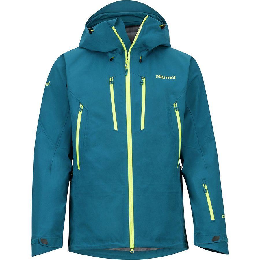 (取寄)マーモット メンズ アルピニスト ジャケット Marmot Men's Alpinist Jacket Moroccan Blue