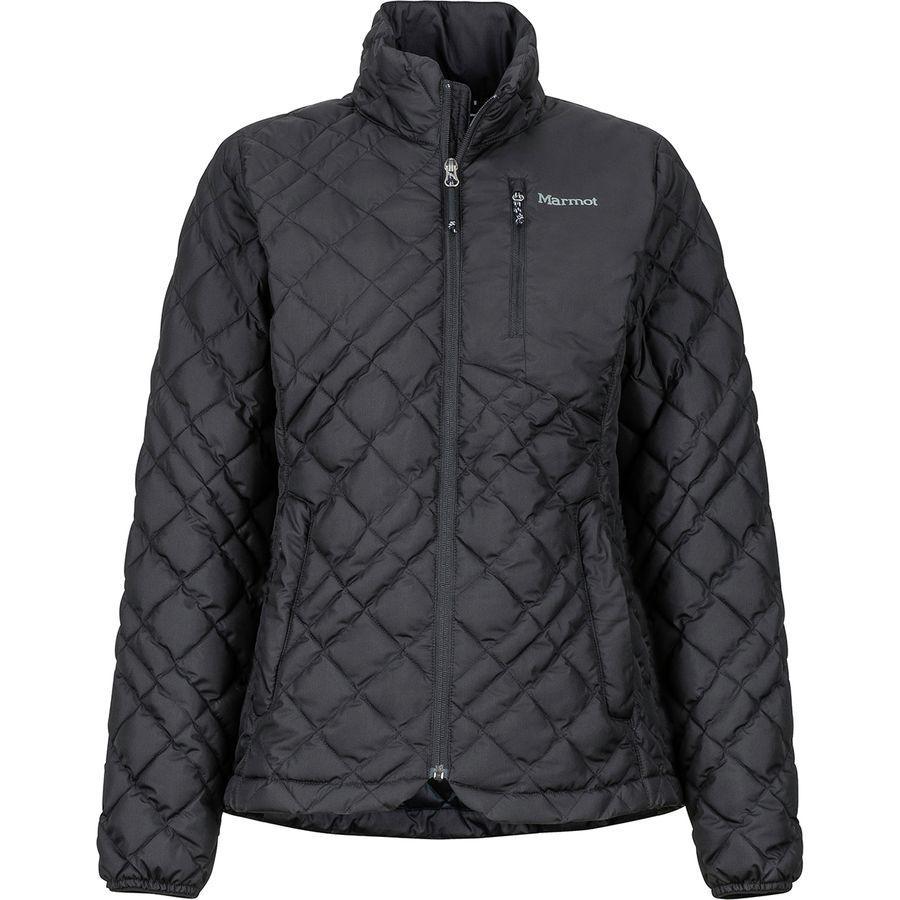 【ハイキング 登山 トレッキング 山登り アウトドア カジュアル】【ジャケット アウター ウェア】【レディース 女性用】 (取寄)マーモット レディース イスタリ インサレーテッド ジャケット Marmot Women Istari Insulated Jacket Black