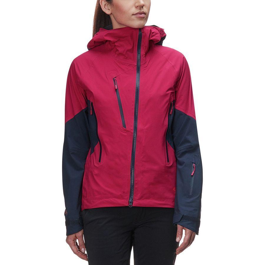 【クーポンで最大2000円OFF】(取寄)マウンテンハードウェア レディース クラウドシーカー ジャケット Mountain Hardwear Women Cloudseeker Jacket Cranstand
