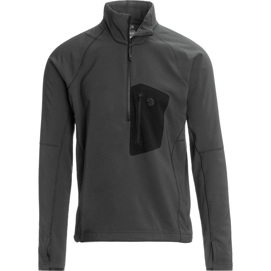 (取寄)マウンテンハードウェア メンズ ケエレ プルオーバー ジャケット Mountain Hardwear Men's Keele Pullover Jacket Void