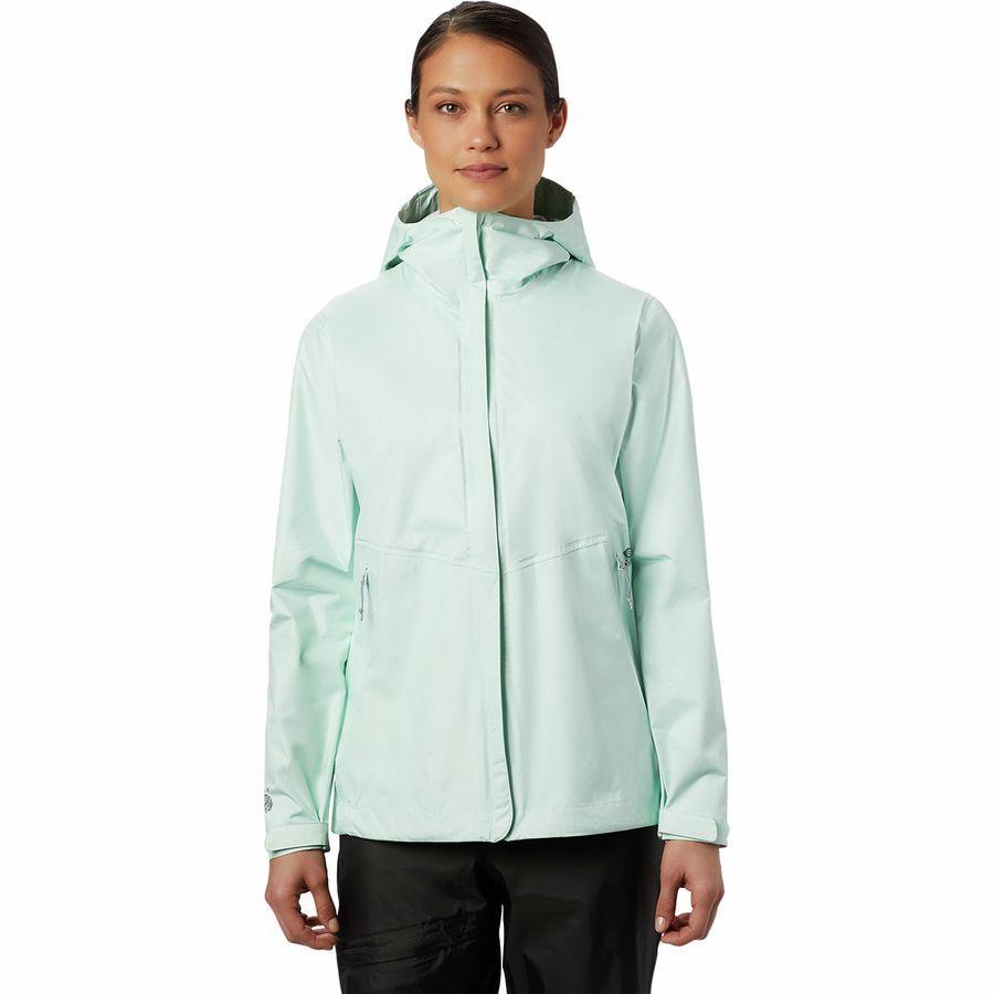 (取寄)マウンテンハードウェア レディース アカディア ジャケット Mountain Hardwear Women Acadia Jacket Pristine