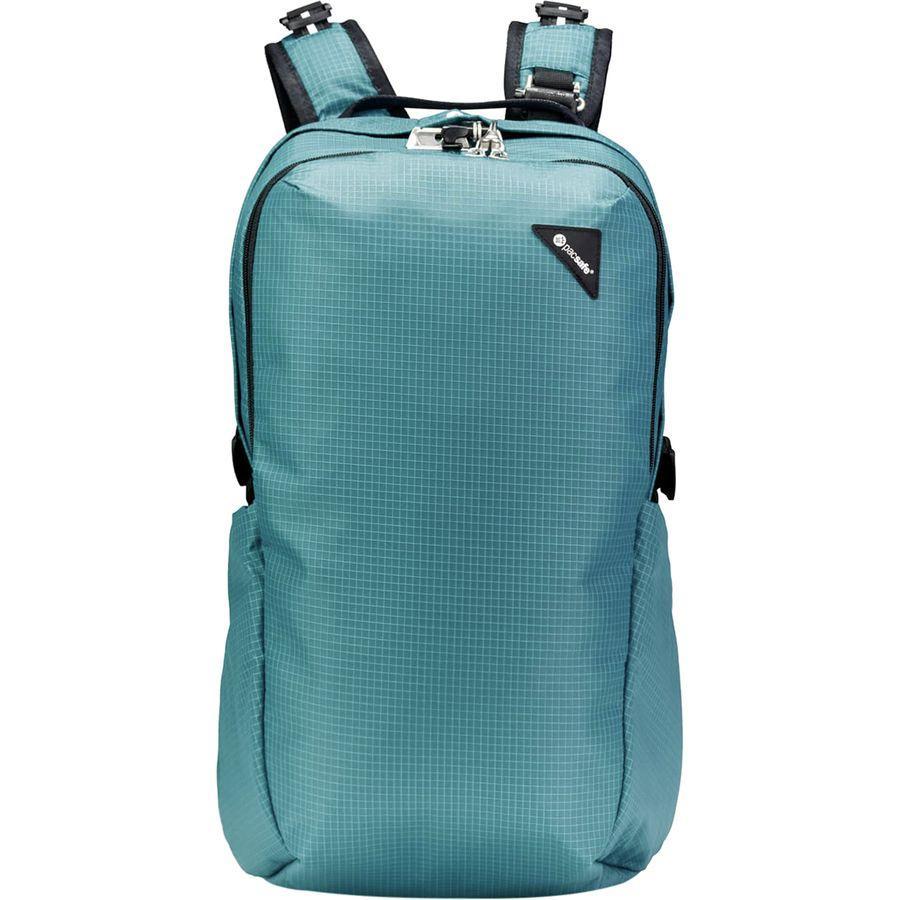 (取寄)パックセーフ ユニセックス ヴァイブ 25L バックパック Pacsafe Men's Vibe 25L Backpack Hydro