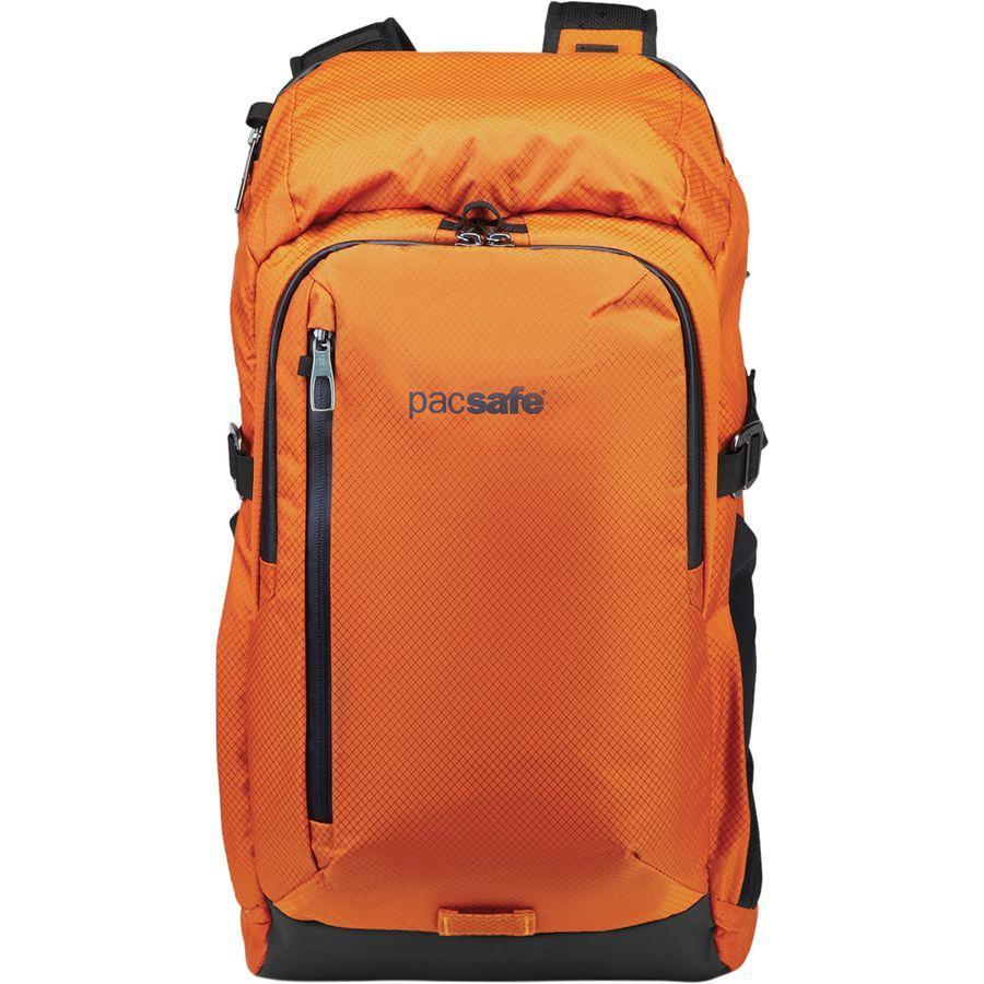 (取寄)パックセーフ ユニセックス ベンチャーセーフ X30 バックパック Pacsafe Men's Venturesafe X30 Backpack Burnt オレンジ
