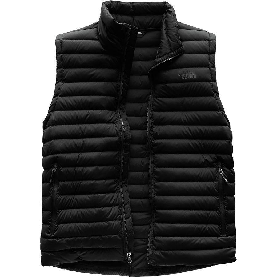 (取寄)ノースフェイス メンズ ストレッチ ダウン ベスト The North Face Men's Stretch Down Vest Tnf Black/Tnf Black