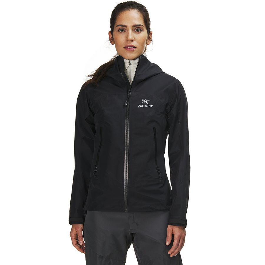 【ハイキング 登山 マウンテン アウトドア】【ウェア アウター】【山ガール ファッション ブランド】【大きいサイズ ビッグサイズ】 (取寄)アークテリクス レディース ゼタ LT ジャケット Arc'teryx Women Zeta LT Jacket Black