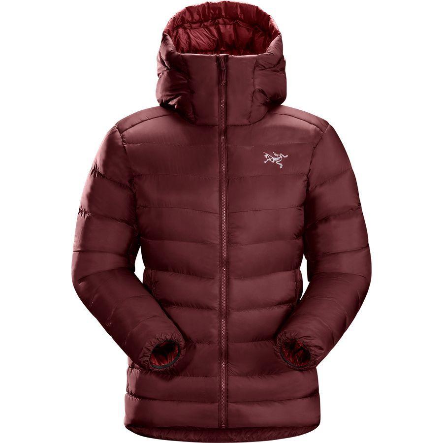 (取寄)アークテリクス レディース セリウム SV フーデッド ダウン ジャケット Arc'teryx Women Cerium SV Hooded Down Jacket Flux