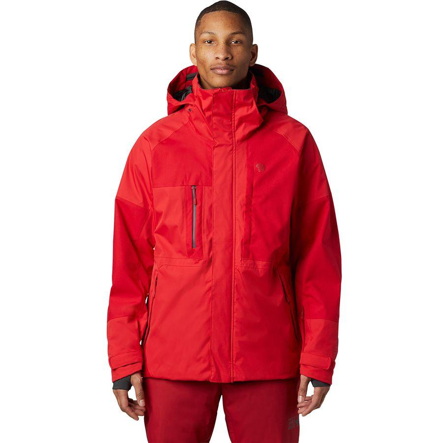 (取寄)マウンテンハードウェア メンズ ファイアフォール 2 ジャケット Mountain Hardwear Men's Firefall 2 Jacket Racer
