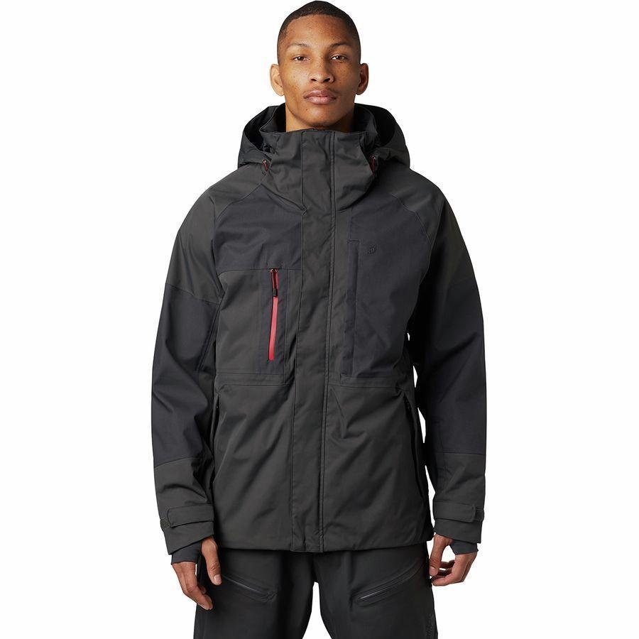 (取寄)マウンテンハードウェア メンズ ファイアフォール 2 ジャケット Mountain Hardwear Men's Firefall 2 Jacket Void