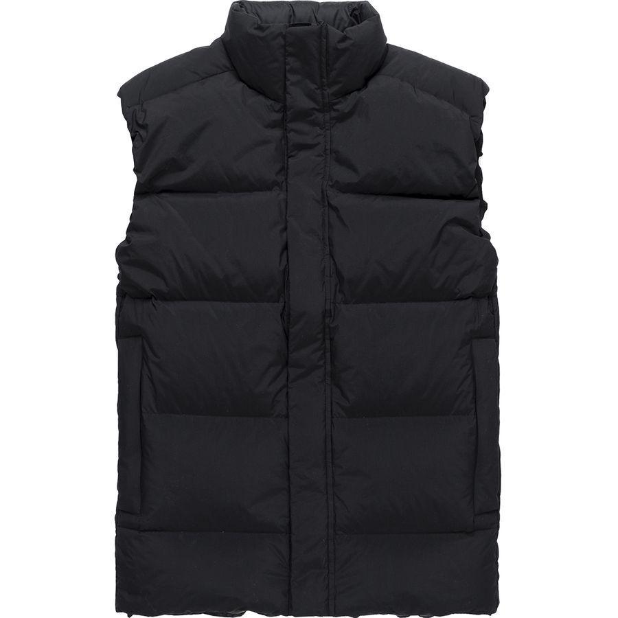 (取寄)マウンテンハードウェア メンズ グレイシャル ストーム ベスト Mountain Hardwear Men's Glacial Storm Vest Black