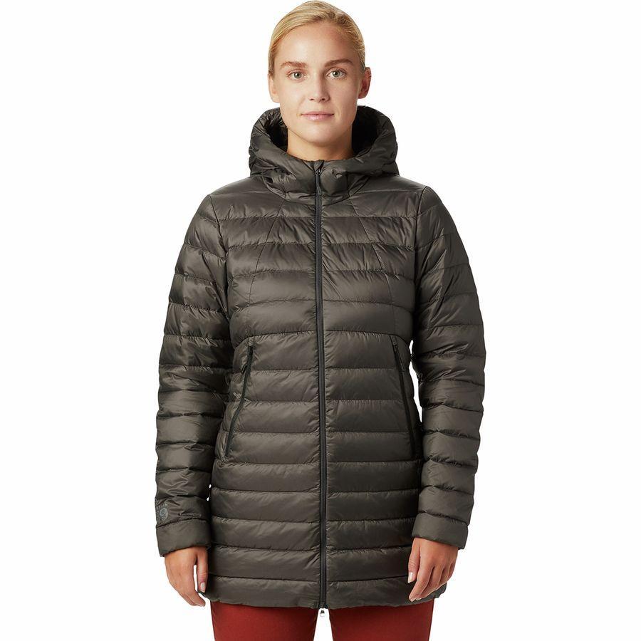 (取寄)マウンテンハードウェア レディース レア リッジ パーカー Mountain Hardwear Women Rhea Ridge Parka Void