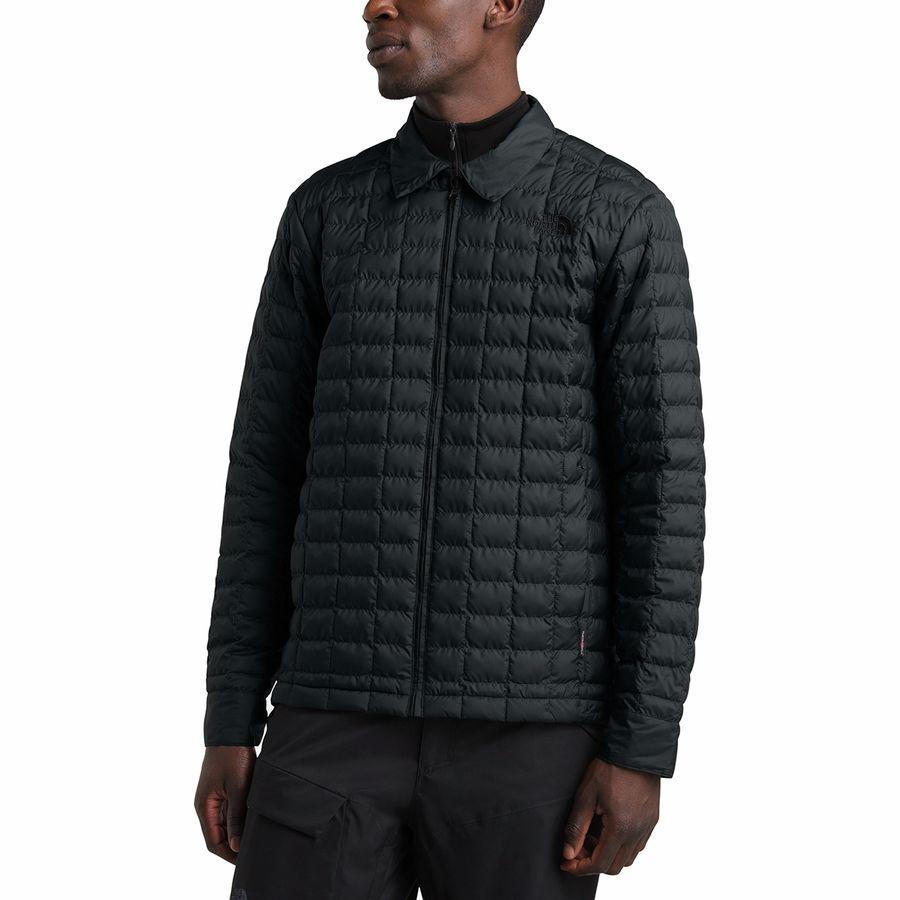 【クーポンで最大2000円OFF】(取寄)ノースフェイス メンズ Alligare ThermoBall トリクラメイト ジャケット The North Face Men's Alligare ThermoBall Triclimate Jacket Tnf Black