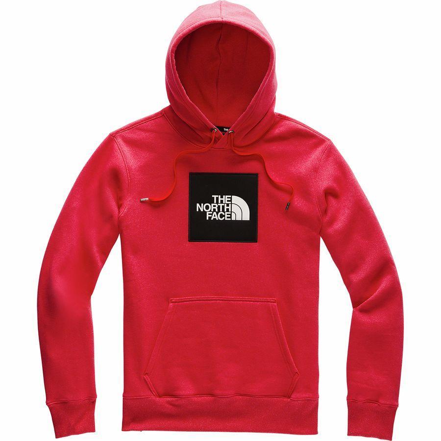 (取寄)ノースフェイス メンズ フィフス ピッチ ヘビーウェイト プルオーバー パーカー The North Face Men's Fifth Pitch Heavyweight Hoodie Pullover Tnf Red Heather