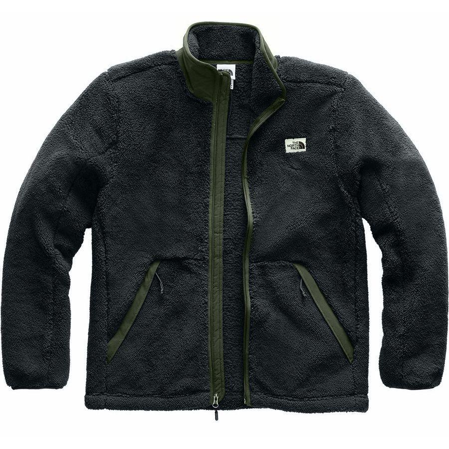 【クーポンで最大2000円OFF】(取寄)ノースフェイス メンズ Campshire フルジップ フリース ジャケット The North Face Men's Campshire Full-Zip Fleece Jacket Asphalt Grey/New Taupe Green