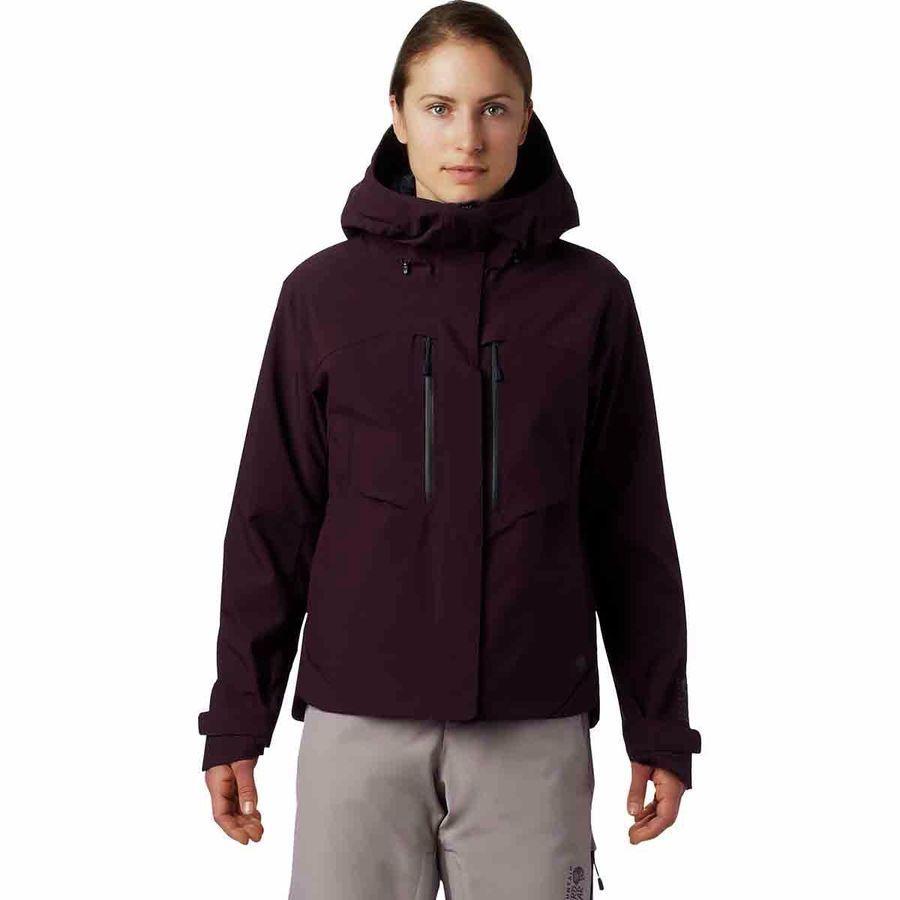 【クーポンで最大2000円OFF】(取寄)マウンテンハードウェア レディース ファイアフォール 2 インサレーテッド ジャケット Mountain Hardwear Women Firefall 2 Insulated Jacket Darkest Dawn