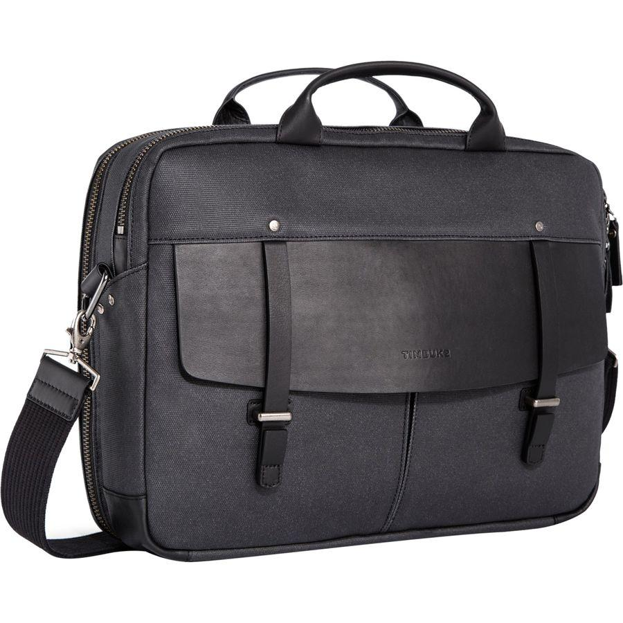 【クーポンで最大2000円OFF】(取寄)ティンバックツー ユニセックス ハドソン 14L ブリーフケース Timbuk2 Men's Hudson 14L Briefcase Black