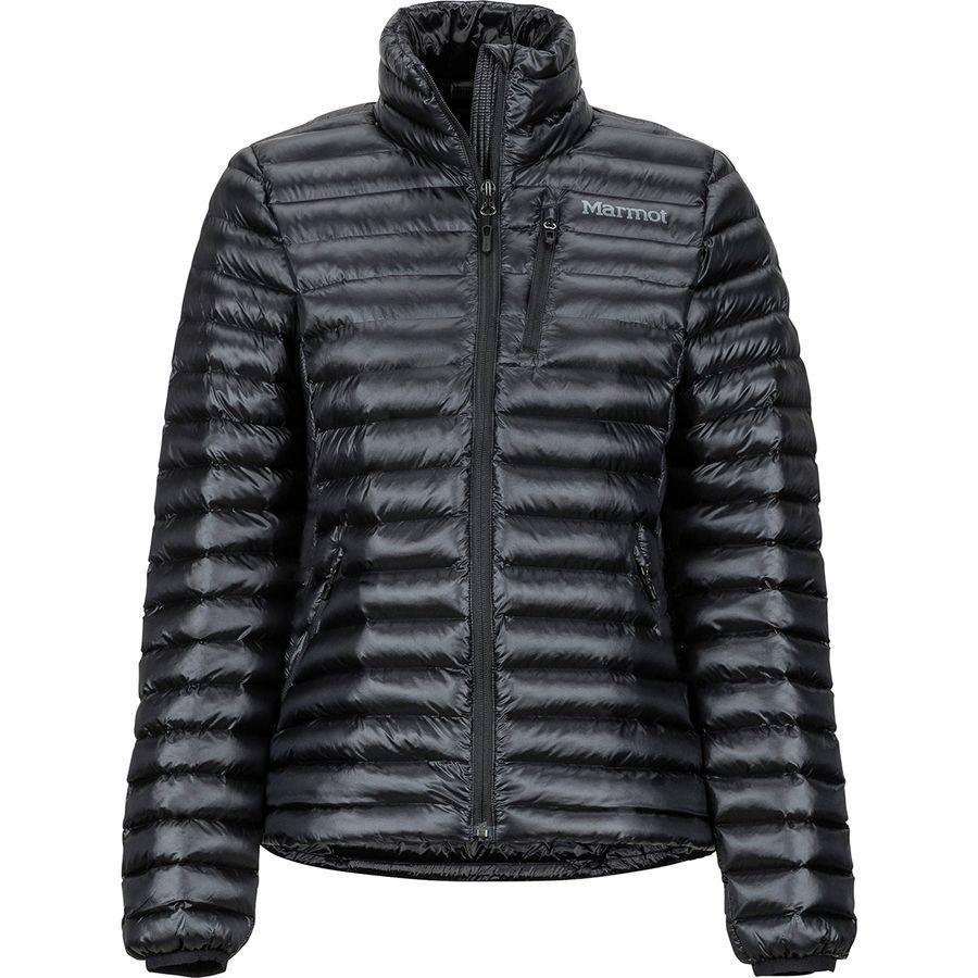 (取寄)マーモット レディース アバント フェザーレス ジャケット Marmot Women Avant Featherless Jacket Black