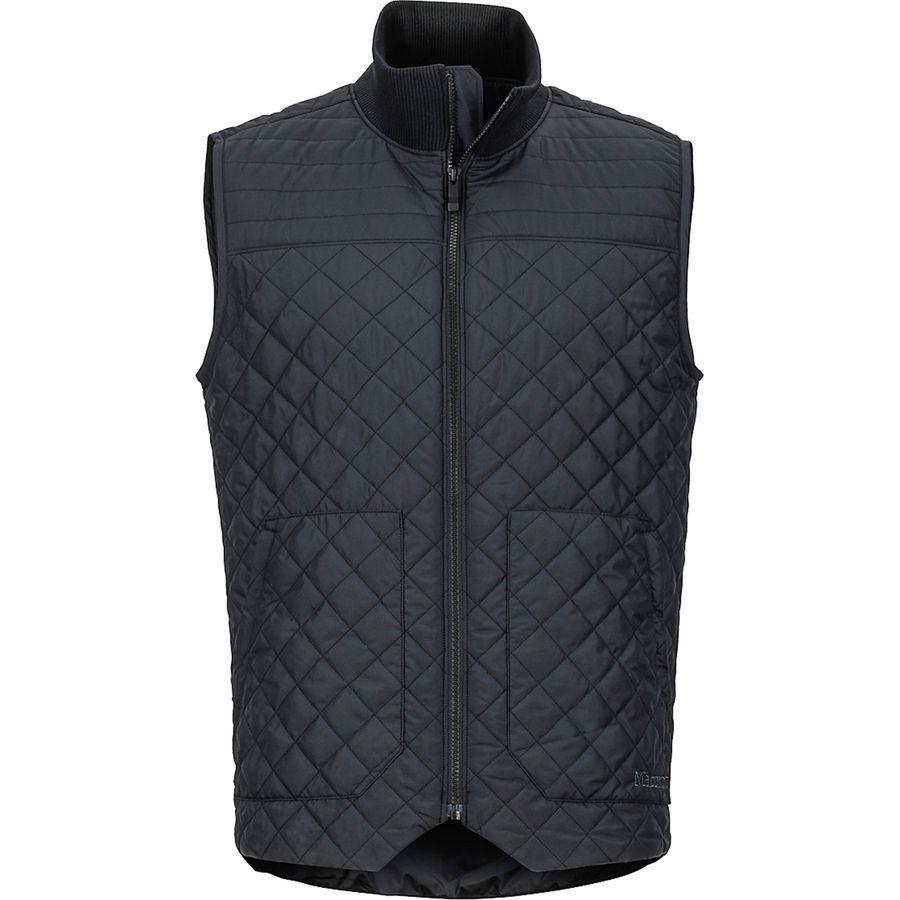 (取寄)マーモット メンズ 5Boroughs ベスト Marmot Men's 5 Boroughs Vest Black