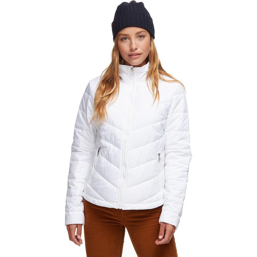 (取寄)ノースフェイス レディース ジャンクション インサレーテッド ジャケット The North Face Women Junction Insulated Jacket Tnf 白い