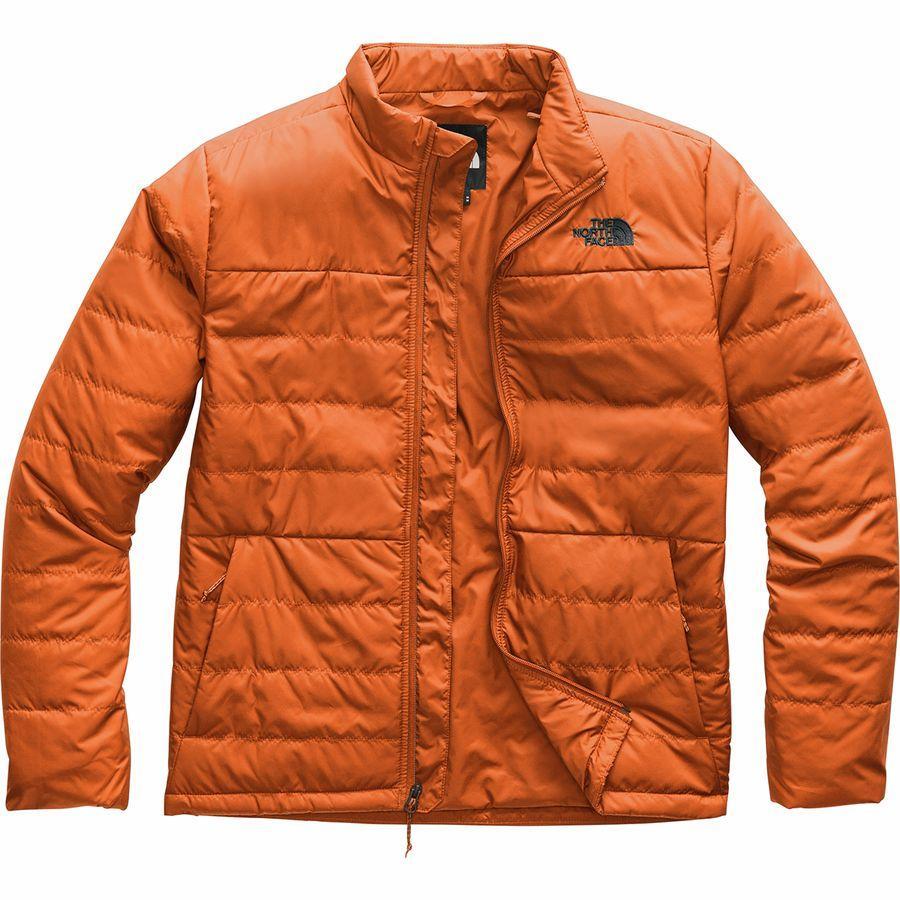 (取寄)ノースフェイス メンズ ボンベイ インサレーテッド ジャケット The North Face Men's Bombay Insulated Jacket Papaya Orange