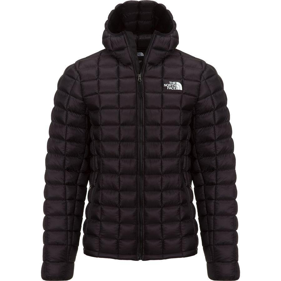 【ハイキング 登山 マウンテン アウトドア】【ウェア アウター】【大きいサイズ ビッグサイズ】 (取寄)ノースフェイス メンズ サーモボール スーパー フーデッド インサレーテッド ジャケット The North Face Men's Thermoball Super Hooded Insulated Jacket Tnf Black
