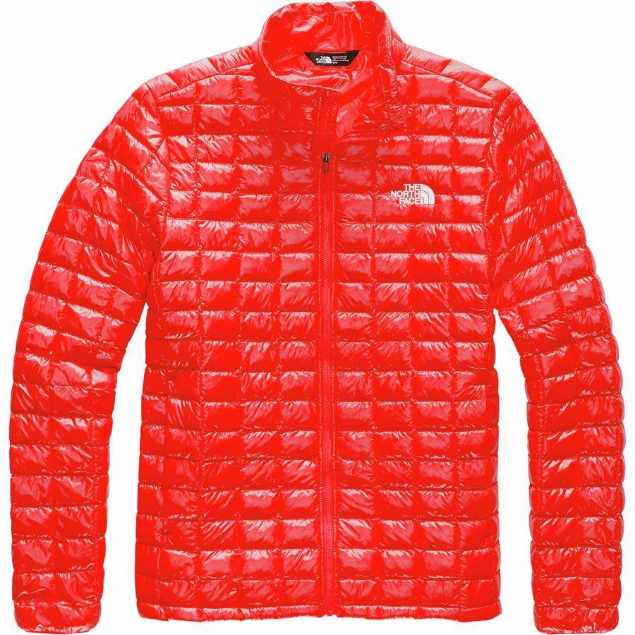 【ハイキング 登山 マウンテン アウトドア】【ウェア アウター】【大きいサイズ ビッグサイズ】 (取寄)ノースフェイス メンズ サーモボール エコ ジャケット The North Face Men's Thermoball Eco Jacket Fiery Red