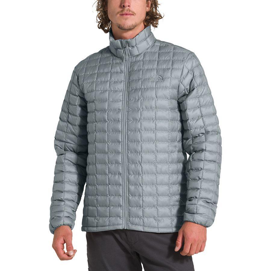 (取寄)ノースフェイス メンズ サーモボール エコ ジャケット The North Face Men's Thermoball Eco Jacket Mid Grey Matte