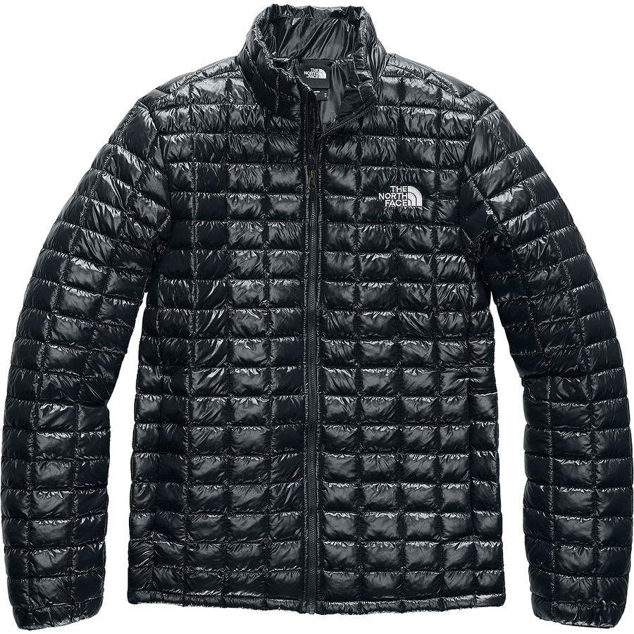 【ハイキング 登山 マウンテン アウトドア】【ウェア アウター】【大きいサイズ ビッグサイズ】 (取寄)ノースフェイス メンズ サーモボール エコ ジャケット The North Face Men's Thermoball Eco Jacket Tnf Black