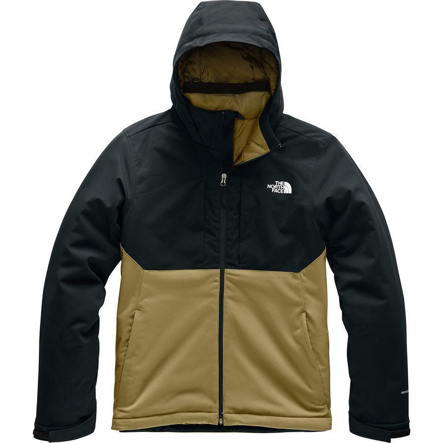 【ハイキング 登山 マウンテン アウトドア】【ウェア アウター】【大きいサイズ ビッグサイズ】 (取寄)ノースフェイス メンズ アペックス エレベーション インサレーテッド ジャケット The North Face Men's Apex Elevation Insulated Jacket Tnf Black/British Khaki