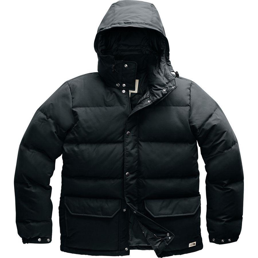 【ハイキング 登山 マウンテン アウトドア】【ウェア アウター】【大きいサイズ ビッグサイズ】 (取寄)ノースフェイス メンズ ダウン シエラ 3.0 ジャケット The North Face Men's Down Sierra 3.0 Jacket Tnf Black