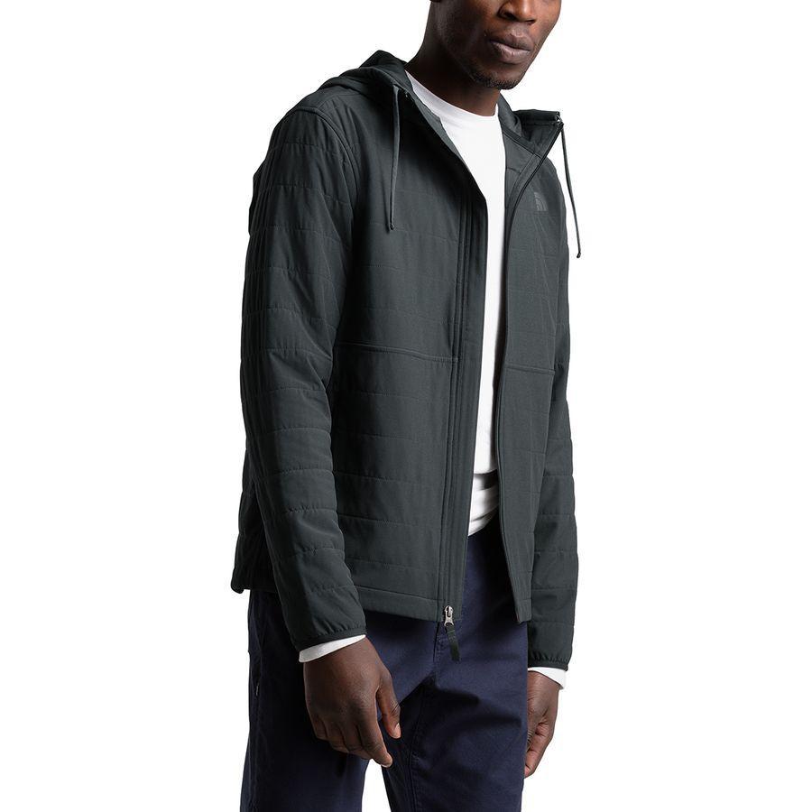 【クーポンで最大2000円OFF】(取寄)ノースフェイス メンズ マウンテン トレーナー 3.0フルジップ パーカー The North Face Men's Mountain 3.0 Full-Zip Hoodie Sweatshirt Asphalt Grey