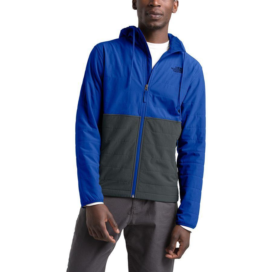 (取寄)ノースフェイス メンズ マウンテン トレーナー 3.0フルジップ パーカー The North Face Men's Mountain 3.0 Full-Zip Hoodie Sweatshirt Tnf Blue/Asphalt Grey