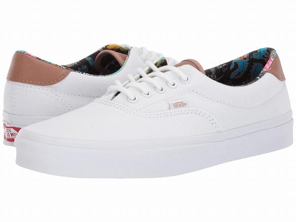 (取寄)Vans(バンズ) スニーカー エラ フィフティナイン ユニセックス メンズ レディース Vans Unisex Era 59 (C&L) Multi Floral/True White