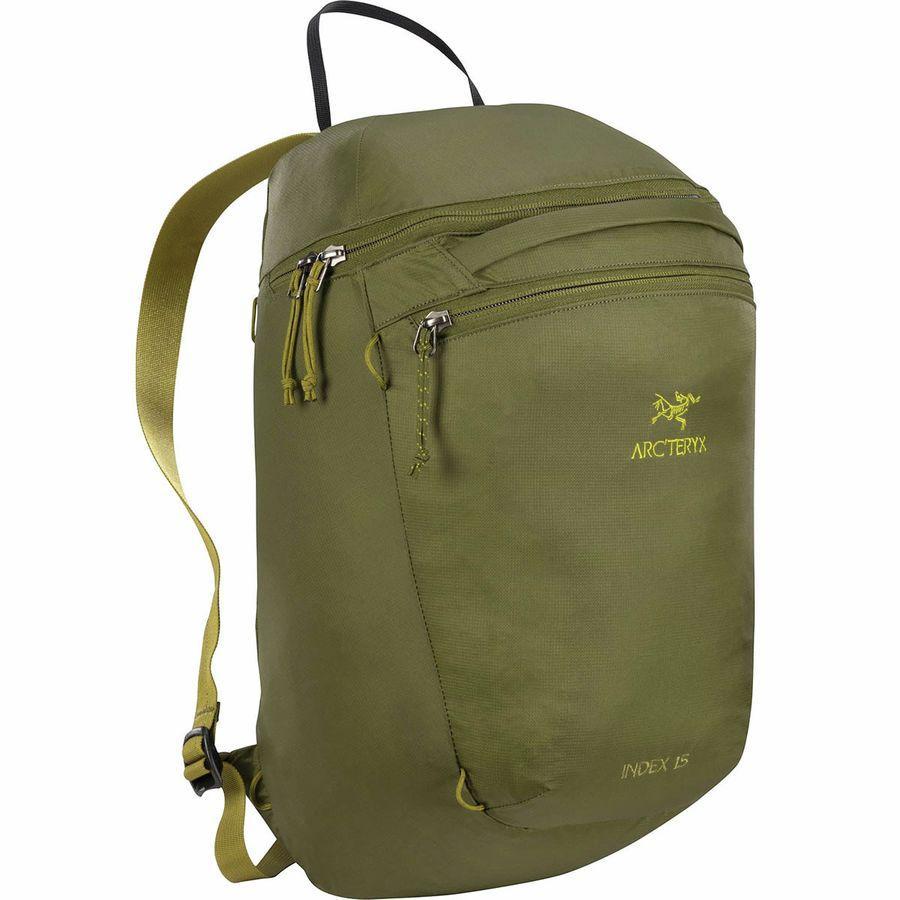 (取寄)アークテリクス インデックス 15L バックパック リュック バッグ Arc'teryx Men's Index 15L Backpack Bushwhack