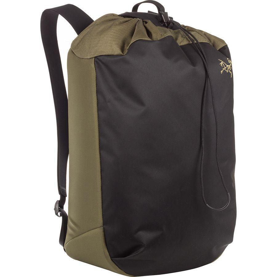 (取寄)アークテリクス ユニセックス アロー 20Lバケット バッグ Arc'teryx Men's Arro 20L Bucket Bag Wildwood