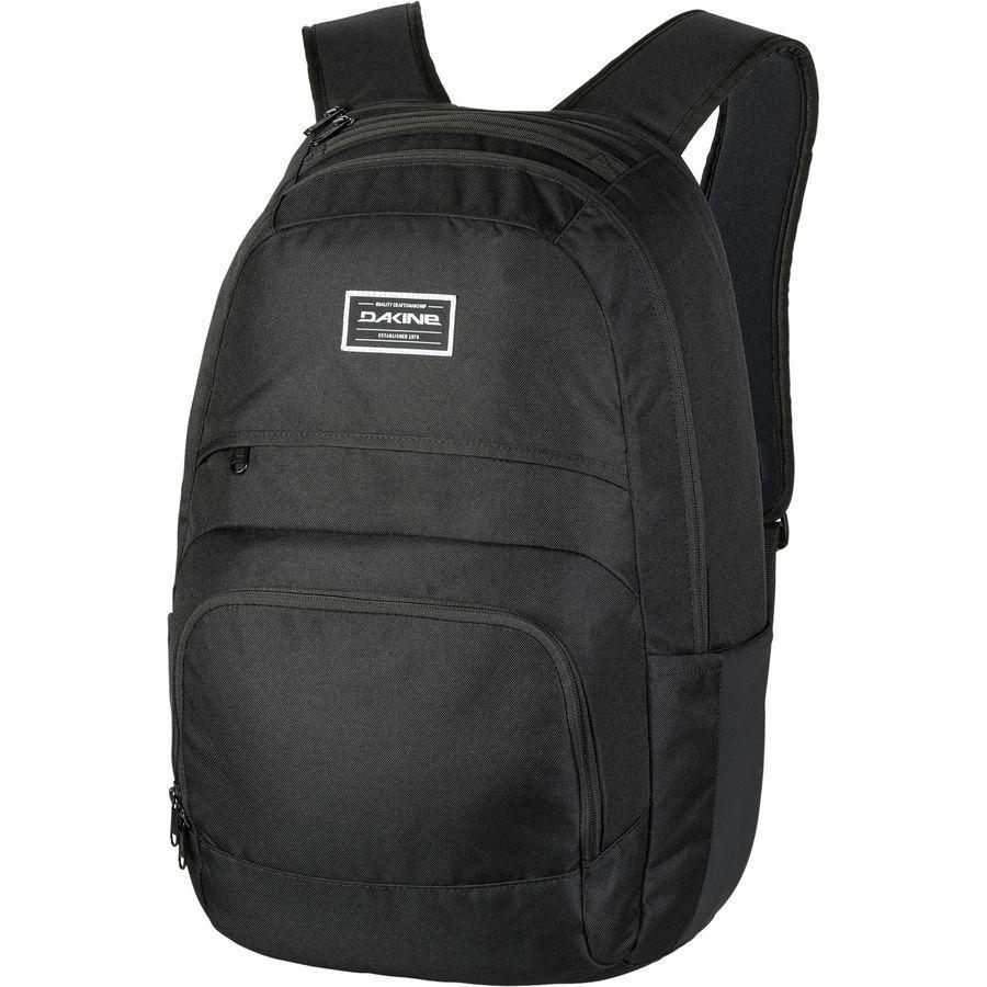 (取寄)ダカイン キャンパス DLX 33L バックパック リュック バッグ DAKINE Men's Campus DLX 33L Backpack Black